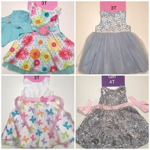 Other - Girl Formal summer dresses 3T and 4T